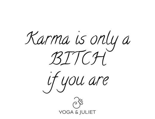 wednesday word karma