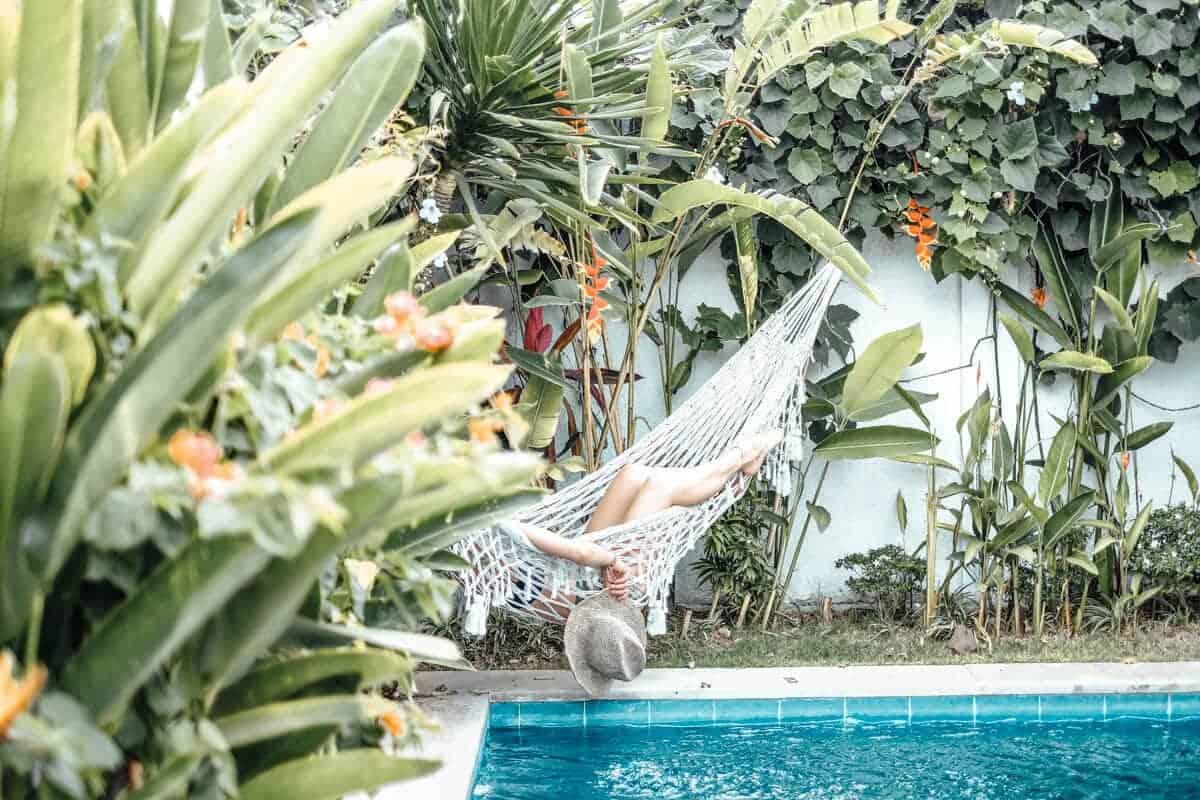 Top Airbnb in Bali villa lua