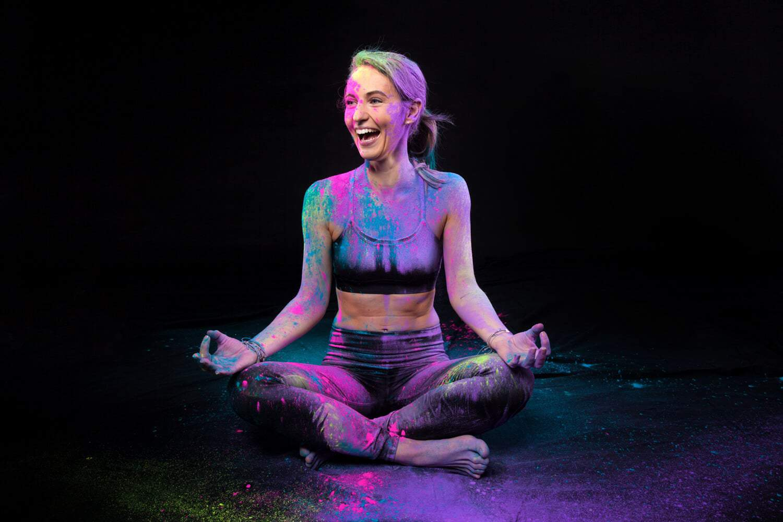 Yoga & Juliet #maximacomepass