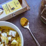 Golden Milk Porridge
