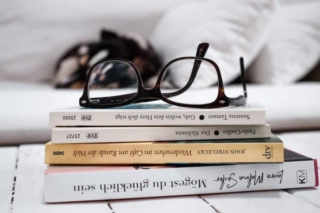 Reading List for Winter Days, Leseliste