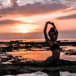 Yoga Anfänger, Yoga & Juliet, Yoga Bali, Yoga Strand