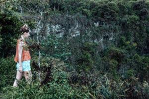 Yoga & Juliet, Galapagos, Santa Cruz, Los Gemelos