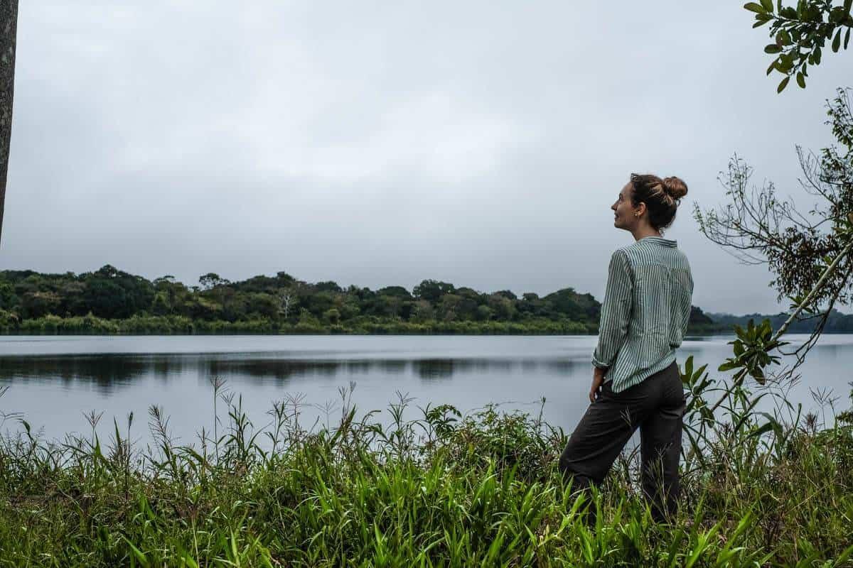 Amazonas Puerto Narinio Dschungel