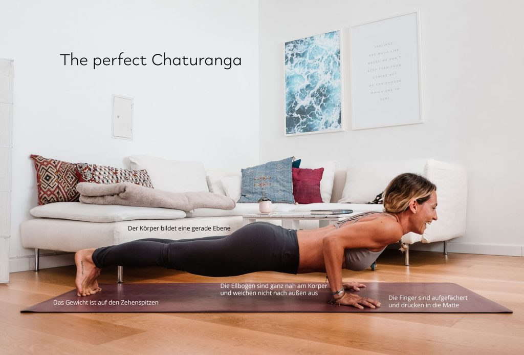 Chaturanga Tutorial
