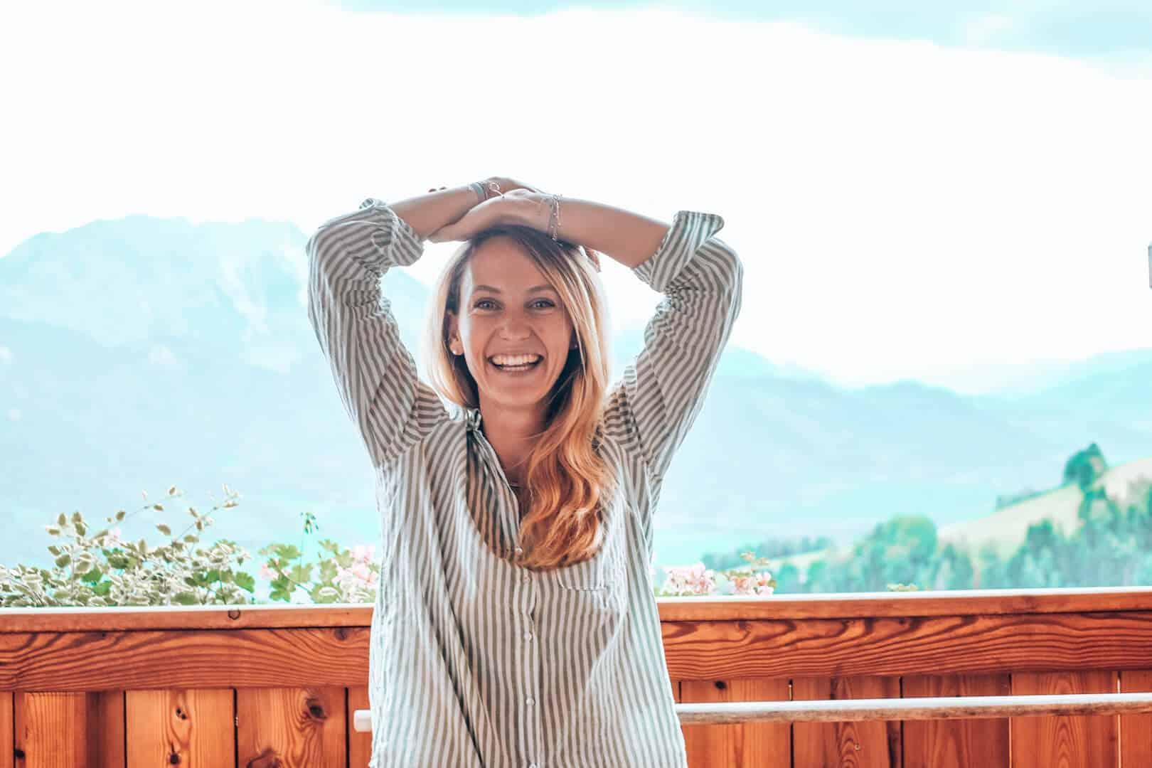 Höflehner Schladming Dachstein Wellness Yoga Zimmer
