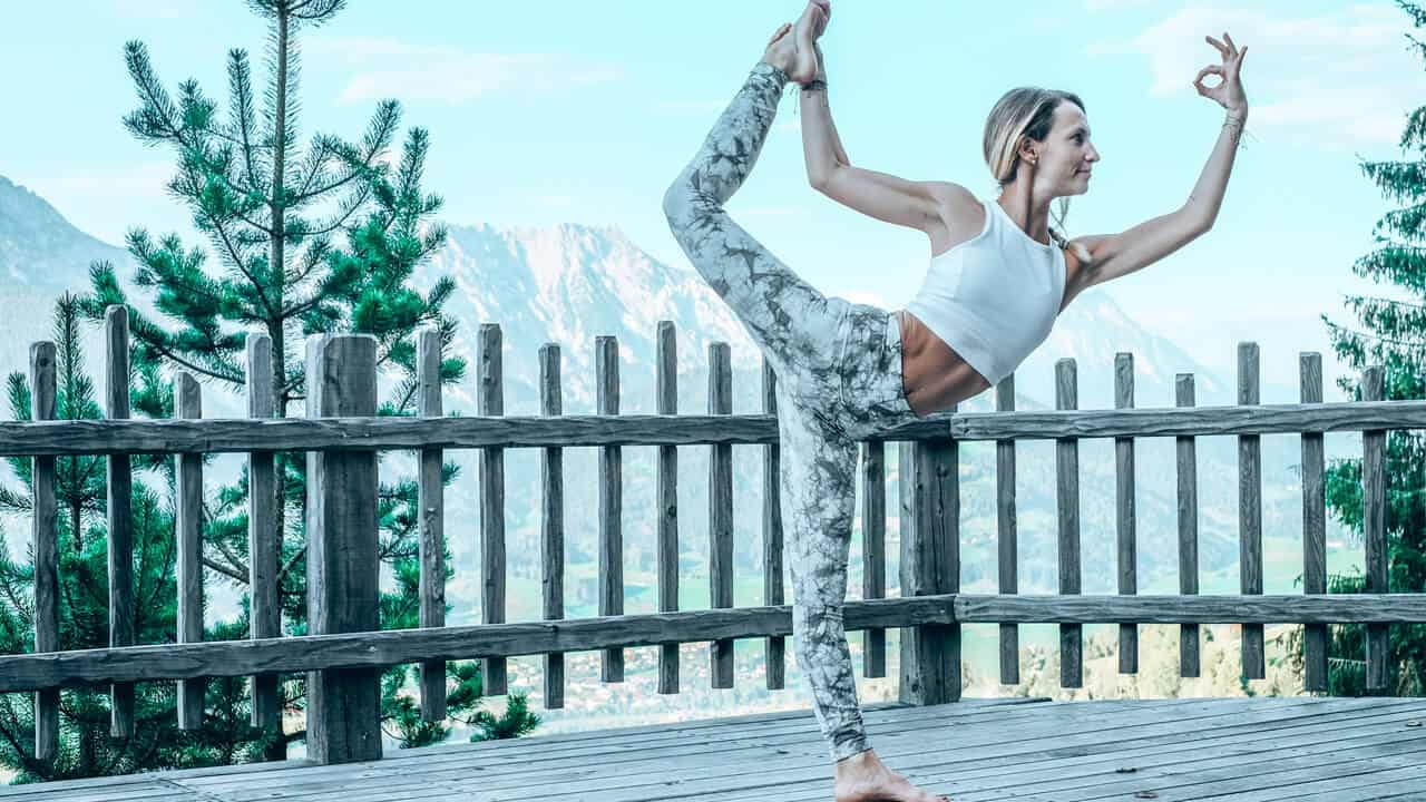Yoga Retreat Herbst Oktober Steiermark