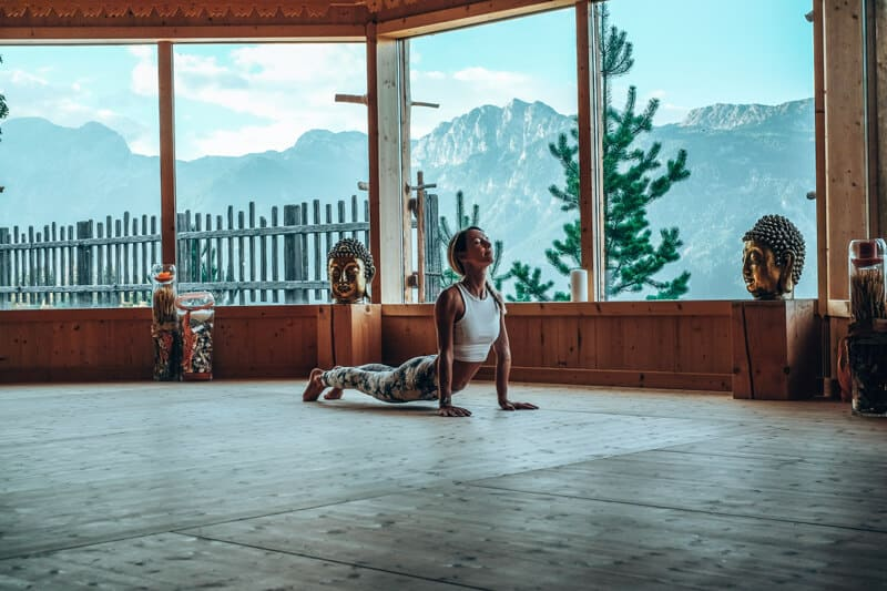 Yoga Retreat Steiermark Herbst 2019 Oktober