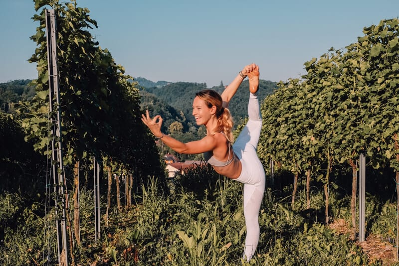 Südsteiermark Yoga Retreat Mai 2020
