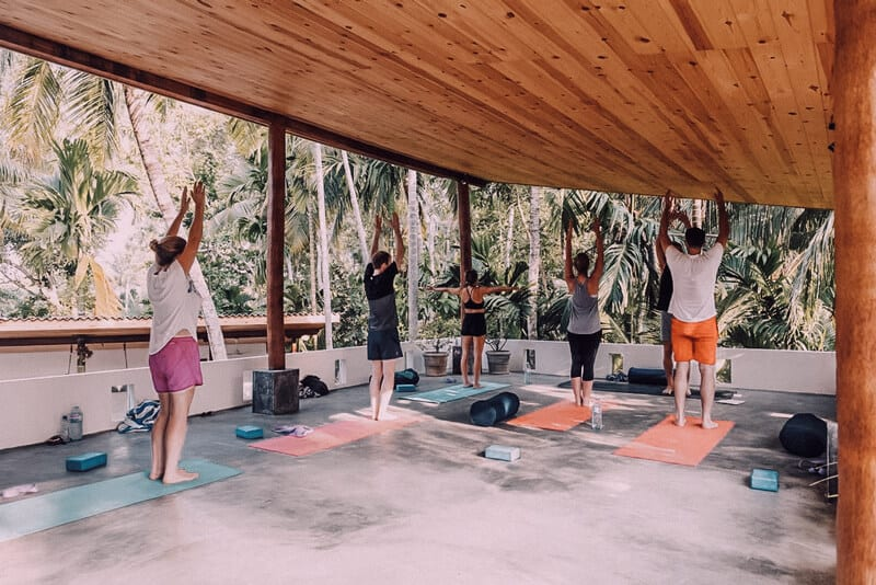 Yoga Retreat Sri Lanka Oktober 2020